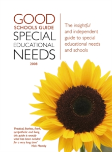 The Good Schools Guide : Special Educational Needs 2008, Paperback Book
