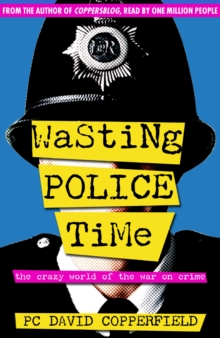 Wasting Police Time : The Crazy World of the War on Crime, Paperback Book