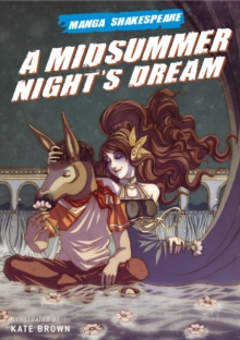 Manga Shakespeare Midsummer Nights Dream, Paperback Book