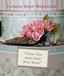 Flower Shop Messages, Hardback Book