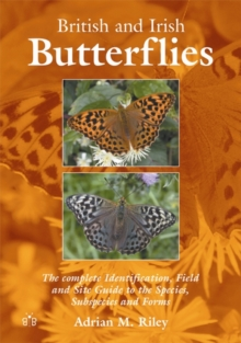British and Irish Butterflies : The Complete Identification, Field and Site Guide to the Species, Subspecies and Forms, Paperback Book
