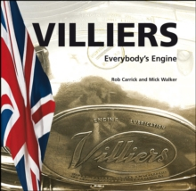 Villiers Everybody's Engine, Paperback Book