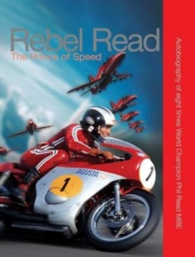 Rebel Read : The Prince of Speed, Hardback Book