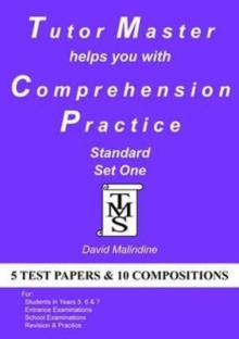 Tutor Master Helps You with Comprehension Practice : Standard Set One, Paperback Book