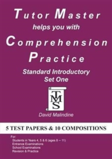 Tutor Master Helps You with Comprehension Practice - Standard Introductory Set One, Paperback Book