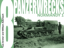 Panzerwrecks 8 : Normandy 1, Paperback Book