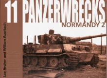 Panzerwrecks 11 : Normandy 2, Paperback Book