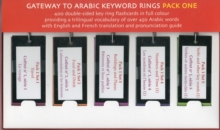 Gateway to Arabic Keyword Rings : Pack One, Cards Book