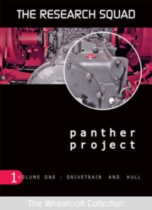 Panther Project Volume 1 : Drivetrain and Hull, Paperback / softback Book