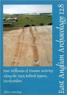EAA 128: Four Millenia of Human Activity along the A505 Baldock Bypass, Hertfordshire, Paperback / softback Book