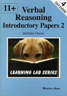 11+ Introductory Practice Papers : Verbal Reasoning Multiple Choice Bk. 2, Paperback Book