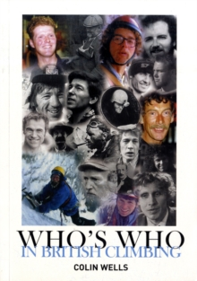 Who's Who in British Climbing, Paperback Book