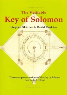 Veritable Key of Solomon : Three Complete Versions of the, Hardback Book