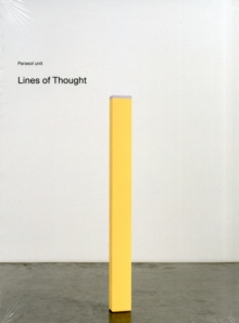 Lines of Thought, Paperback Book