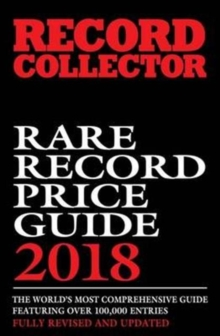 Rare Record Price Guide: 2018, Paperback Book