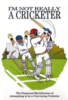 I'm Not Really a Cricketer, Paperback Book