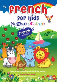 French for Kids: Numbers and Colours, DVD  DVD