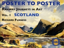 Railway Journeys in Art : Scotland, Hardback Book