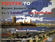Railway Journeys in Art Volume 5: London and the South East : 5, Hardback Book