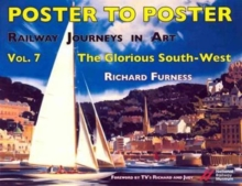 Railway Journeys in Art : The Glorious South-West, Hardback Book