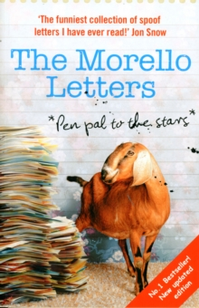 The Morello Letters : Penpal to the Stars, Paperback Book