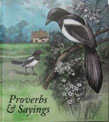 Proverbs and Sayings, Hardback Book