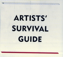 Artists' Survival Guide, Paperback Book