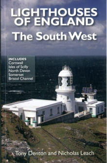 Lighthouses of England : The South West, Paperback Book