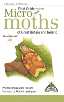 Field Guide to the Micro-Moths of Great Britain and Ireland, Paperback Book