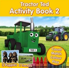TRACTOR TED ACTIVITY BOOK 2, Paperback Book