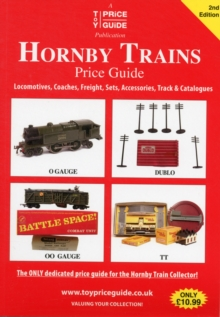 Hornby Trains Price Guide, Paperback Book