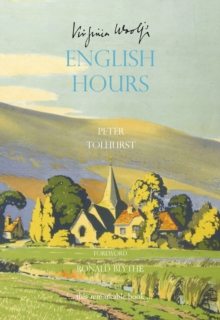 Virginia Woolf's English Hours, Hardback Book