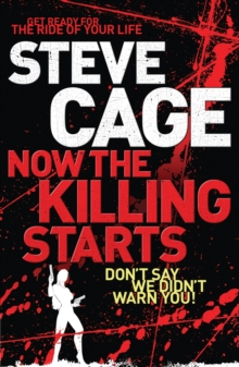 Now the Killing Starts, Paperback Book