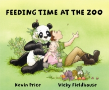 Feeding Time at the Zoo, Paperback Book