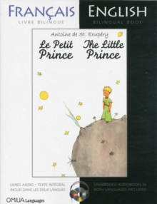 The Little Prince: A French/English Bilingual Reader, Mixed media product Book