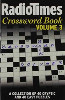 Radio Times Crossword : Book 3, Paperback Book