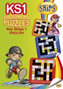 SKIPS CrossWord Puzzles Key Stage 1 English, Paperback / softback Book
