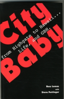 City Baby, Paperback Book