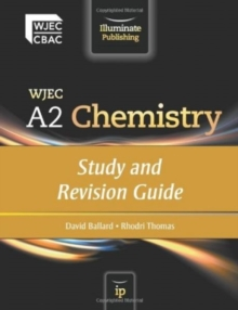 WJEC A2 Chemistry: Study and Revision Guide, Paperback Book