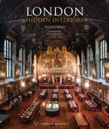 London Hidden Interiors, Hardback Book