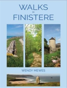 Walks in Finistere, Spiral bound Book