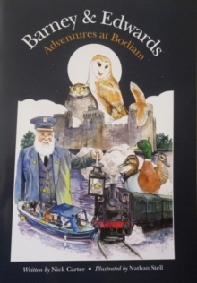 Barney and Edwards Adventures at Bodiam, Paperback Book
