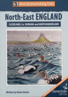 Best Birdwatching Sites: North-East England, Paperback Book