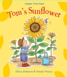 Tom's Sunflower, Paperback Book