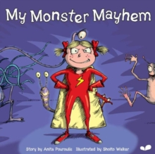 My Monster Mayhem, Paperback Book