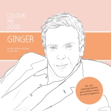 Colour Me Good Ginger, Paperback Book