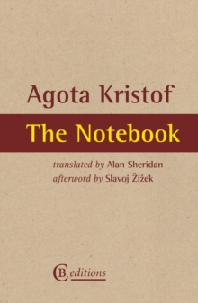 The Notebook, Paperback Book