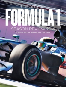The Official Formula 1 Season Review 2014, Hardback Book