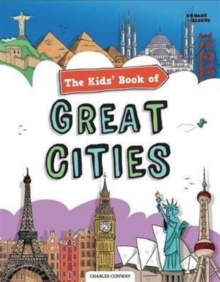 The Kids' Book of Great Cities, Paperback Book