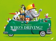 Who's Driving?, Paperback / softback Book